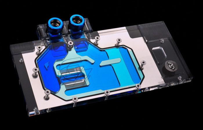 Bykski N-GV1080TIXT-X full coverage Graphics Card Water Cooling Block for AORUS GTX 1080 Ti .
