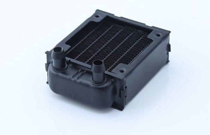 FREEZEMOD mini aluminium radiator. SR-L60