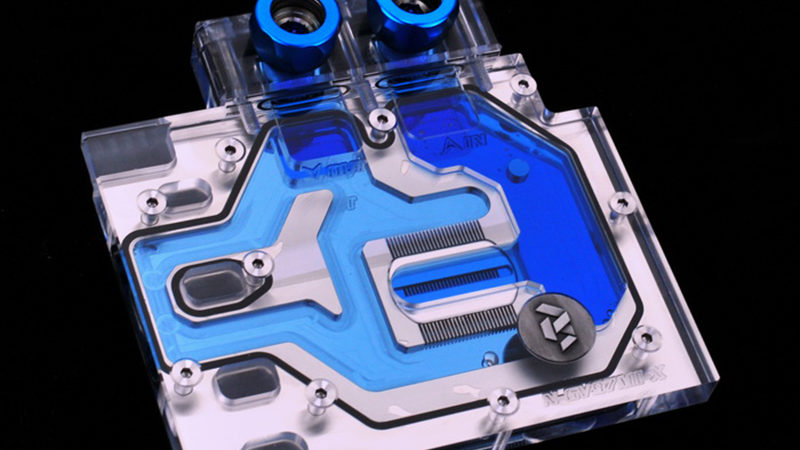 Bykski N-GV97MI-X .GA GV-N970IXOC 960IX 950G1 full cover Graphics card water cooling block